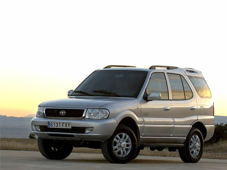 Tata Safari - best selling SUV in / from India