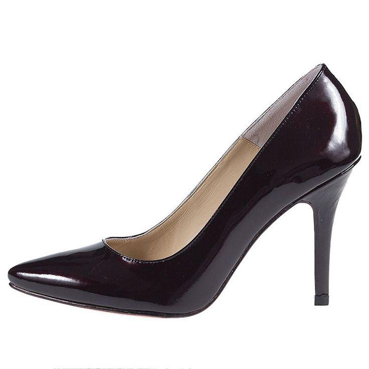 Pantofi dama #Stiletto din piele naturală, pr comanda  Pantofi #INESS