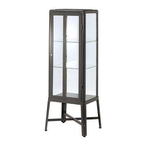 FABRIKÖR Vitrinskåp IKEA Med ett vitrinskåp kan du både visa upp och skydda dina glas eller din favoritsamling.
