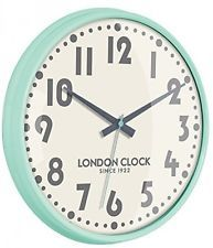 London Clock 1922 - Retro Collection - Dylan - Mint Wall Clock