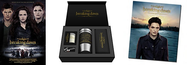 Win Twilight Breaking Dawn: Part 2 pack