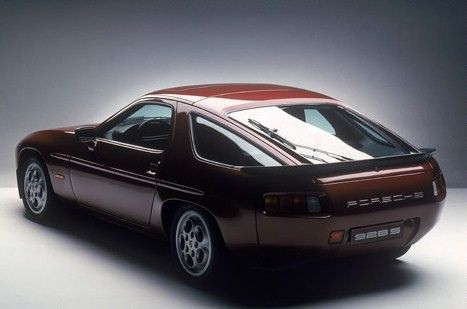 Porsche 928, another one of my childhood dream cars.