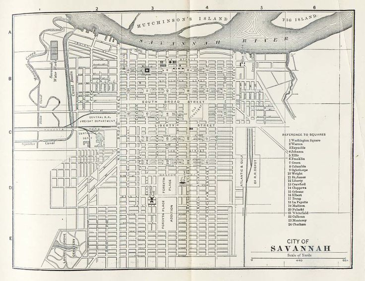 Best Savannah Map Ideas Only On Pinterest Savannah Ga Map - Old savannags in us map