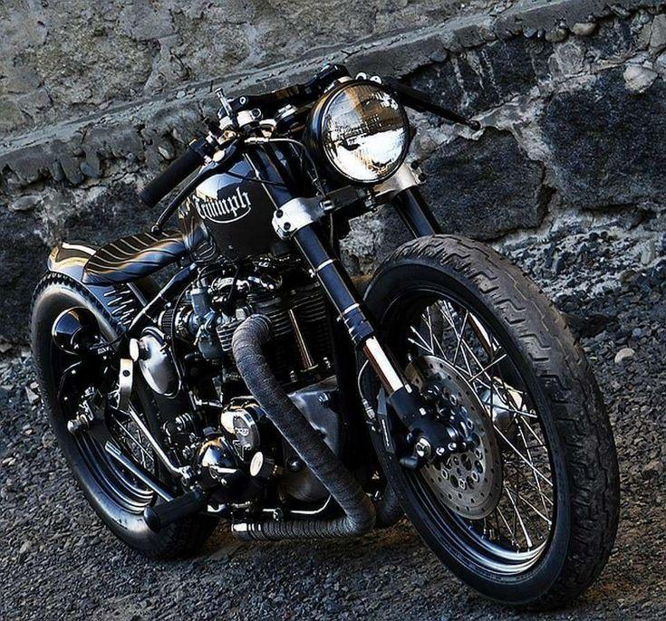 23 Triumph Scrambler motorcycles