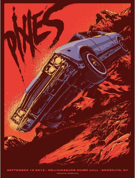 Pixies - Ken Taylor - 2013 ----