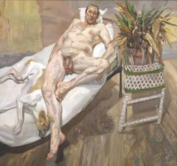 Lucian Freud - Breahn's Art Lab Workbook — WordPress.com