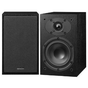 Denon SC-M39 Regallautsprecher (60 Watt, Paar, Bassreflex) schwarz: Amazon.de: Audio & HiFi