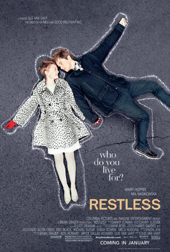 Movie Poster Designs - Restless