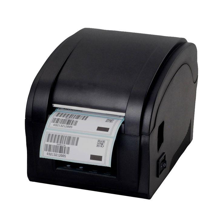 High Quality Qr Code Sticker Printer Barcode Printer Thermal Adhesive Label Printer Clothing Label Printer