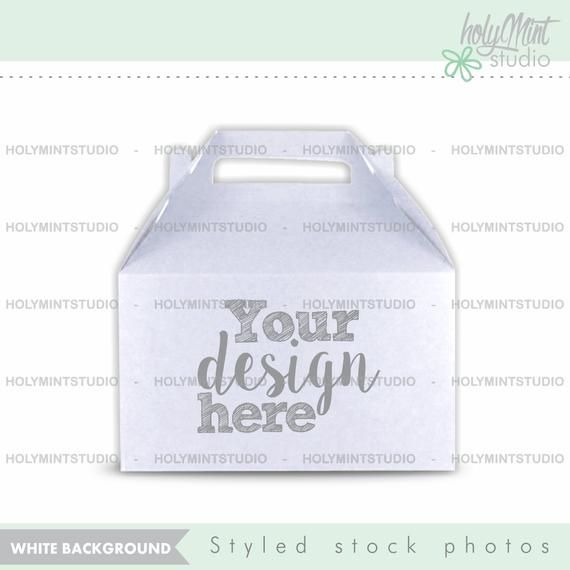 It is recommended that you use a desktop or laptop computer to design. Gable Box Mockup Gable Box Bag Mockup Photo Stock Party Etsy In 2021 Bag Mockup Gable Boxes Box Mockup