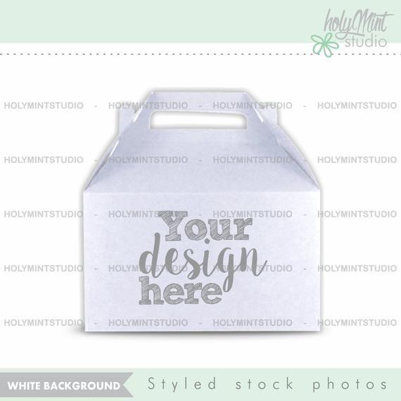Download Gable Box Mockup Gable Box Bag Mockup Photo Stock Party Etsy Bag Mockup Gable Boxes Box Mockup
