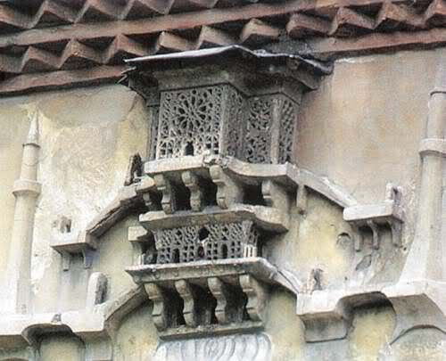 Turkish birdhouse