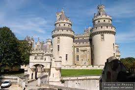 Chateau de Pierrefonds, France
