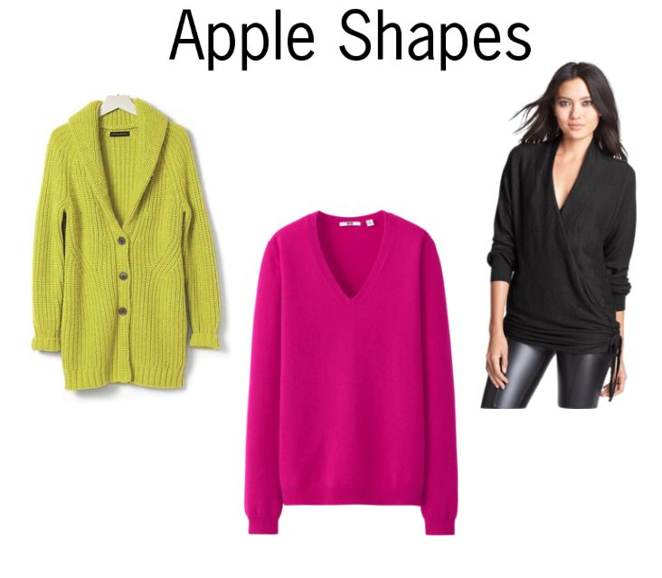 Best ideas about Apple Shaped Bodies on Pinterest Daily Mail How To Dress for an Apple Shaped Body   herinterest com