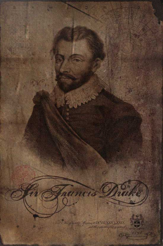 """""""sir francis drake was nothing but Drake, sir francis (1540–1596), circumnavigator and admiral, was born, according to local tradition, at crowndale, near tavistock, in a cottage which was still standing within living memory, and of which a picture is preserved in lewis's ' scenery of the tamar and tavy' (1823) the exact date of."""
