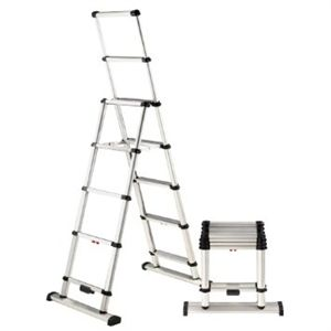 Shop RV Upgrades today for all your RV accessories including the Telesteps 8'-12' Telescoping Combination Ladder, which is great for reaching those high out of reach areas.