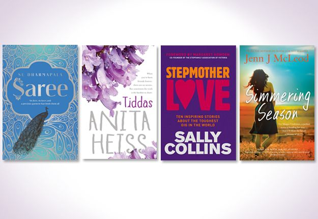 Win 1 of 10 latest release book packs!
