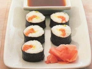 I'd like to learn how to roll my own Sushi