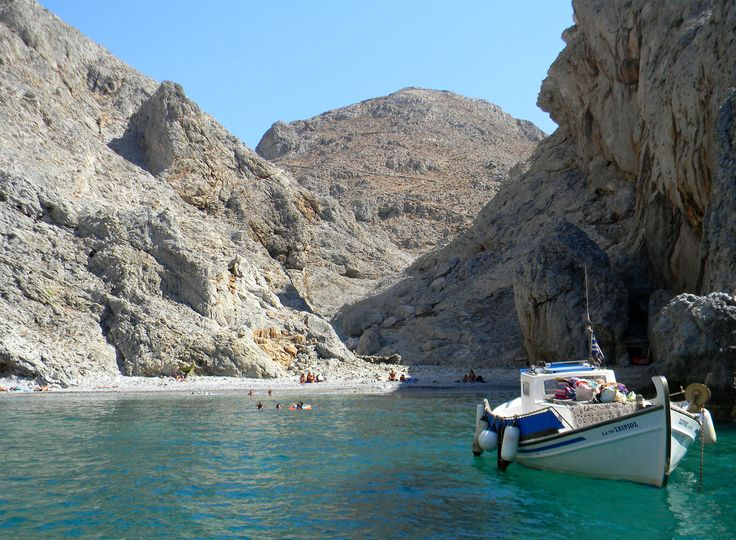 Mikri Vlichada beach ! Discover more of Amorgos blue little gems >>http://bit.ly/1enLmNR