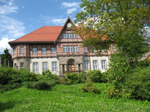 Rathaus in Schierke.