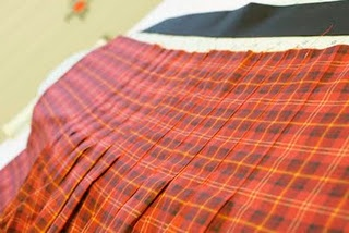 Easy instructions on how to make a kilt.  You never know when you'll need a kilt.