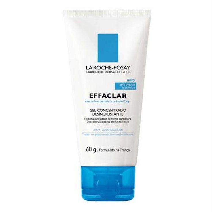 Gel de Limpeza Facial La Roche-Posay Anti Acne e Oleosidade - Shop4Men