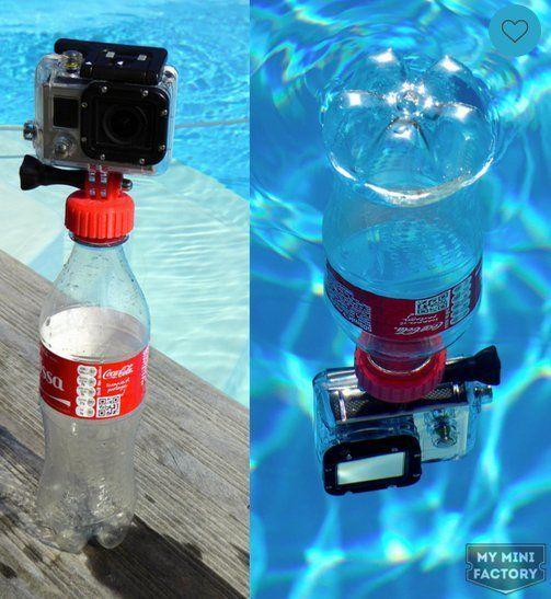 3DPrint #GoPro