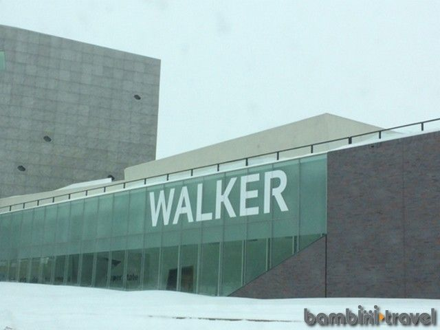 Twin Cities with Kids : Walker Art Museum   Bambini Travel