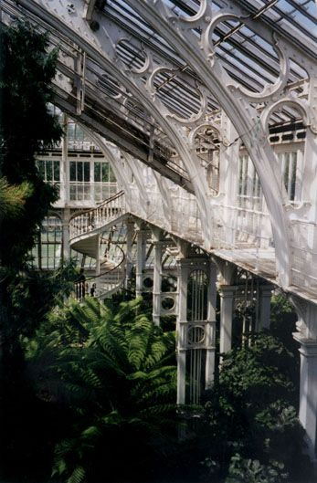glass house, Kew Gardens, London. #UNESCO World Heritage - For forty years, we've had the privilege of working with some of the most important but fragile historic structures in the world. #IIA4U
