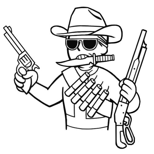 fallout perks - Cowboy