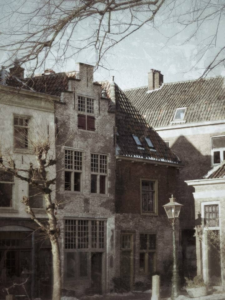 De Nieuwstraat in Leiden