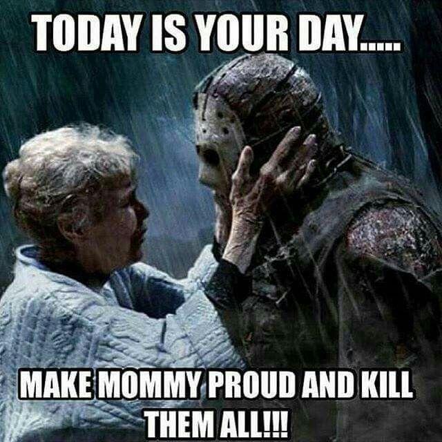 Funny Memes Jason : Best jason voorhees memes images on pinterest horror