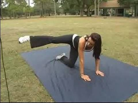Inner Thighs Workout Exercises : Leg Lifts for Inner Thigh Workouts
