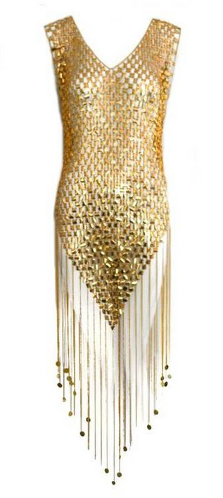 Dress Paco Rabanne, 1960s 1stdibs.com