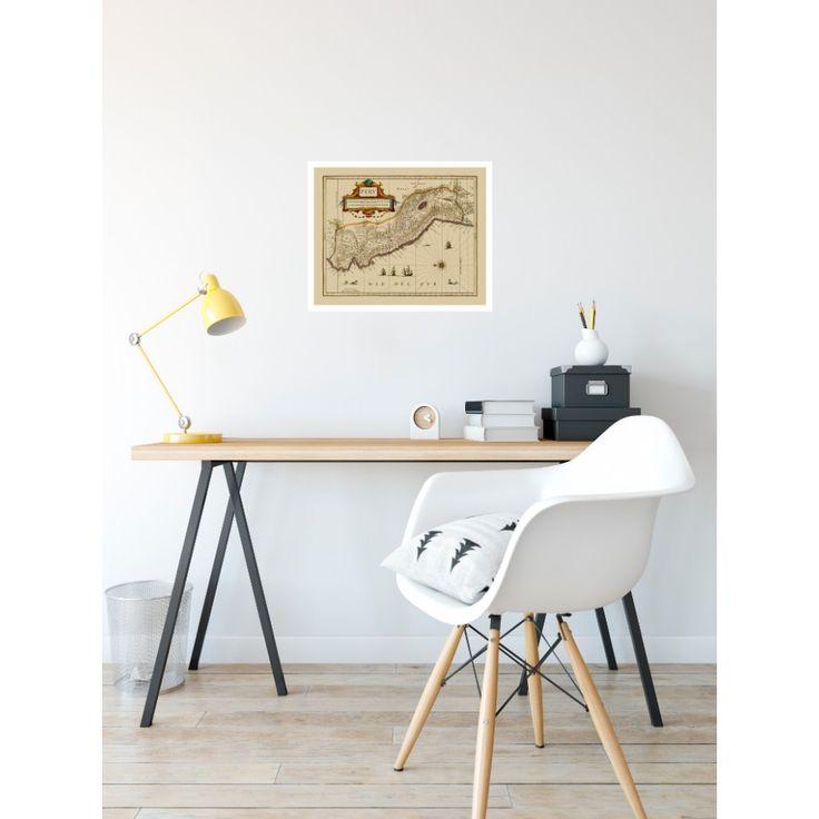 Peru: Old Map Poster - handmade paper print. Ideal hallway decor, restaurant interior decor. #map, #framed,  #antique, #vintage, #old, #poster, #historical,  #karte, #carte, #mapa, #peru, #america, #handmadepaper,  #reproduction, #reproduktion, #vintagecarte,  #vintagedecor, #antiquedecor, #pubdecor #restaurant, #pub, #livingroom, #maps, #mapposter, #poster #hallway, #hoteldecor, #vintage, #antique, #traveldecor #walldecor, #mapgifts