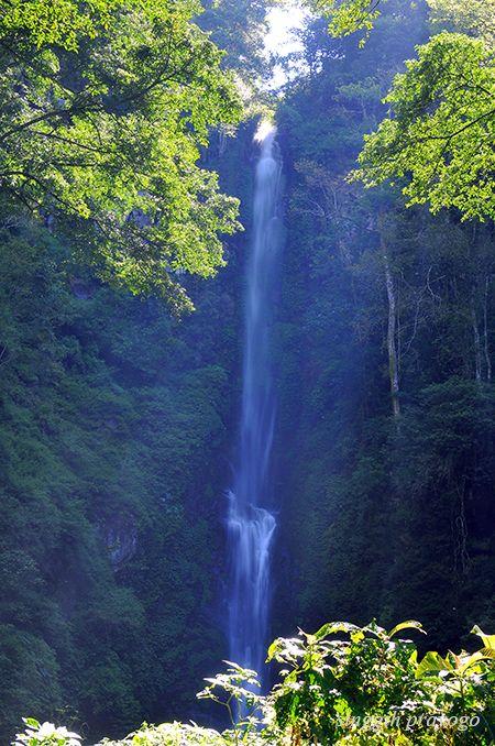 Rais Waterfall, Malang - East Java