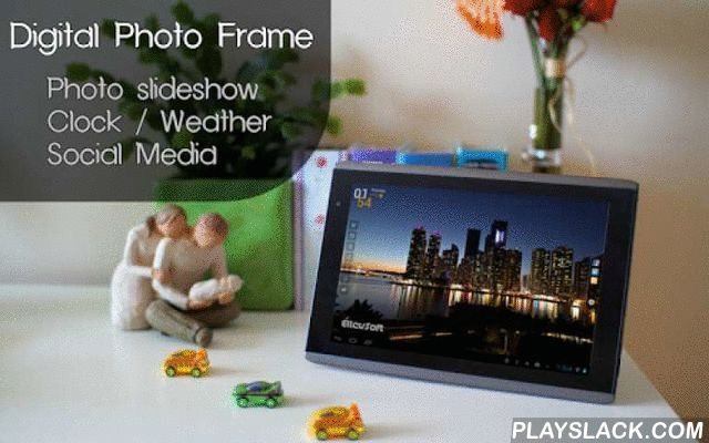 """Social Frame HD Free  Android App - playslack.com , ★★★ """"Turns Android tablets into photo frames"""" - CNET ★★★★★★ """"Best Android Apps for tablets"""" - Android Police ★★★★★★ """"2013 Best of Best Apps Collection"""" - Samsung Apps ★★★★★★ """"부모님 스마트폰에 이 앱 깔아주세요"""" - ZDNet Korea ★★★No more digital photo frame with an outdated photos!What is it?• A digital photo frame app that automatically updates new photos from Facebook & Twitter• While photo slideshow is playing, you can read Twitter posts and RSS…"""