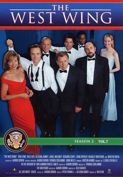 The west wing tv shows i like pinterest - The west wing ...