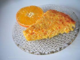 Ciasto Pomaranczowo-Migdalowe. Bez-glutenowe!