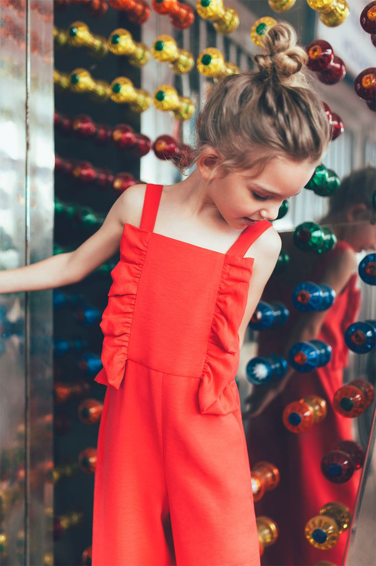 ZARA - #zaraeditorial - KIDS - SUMMER COLLECTION | GIRL