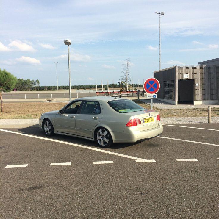 Saab 95 1.9tdii Vector Sport 150bhp Auto box .