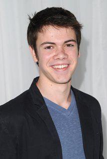 Alexander Gould. (Alexander Jerome Gould, 4-5-1994, Los Angeles).
