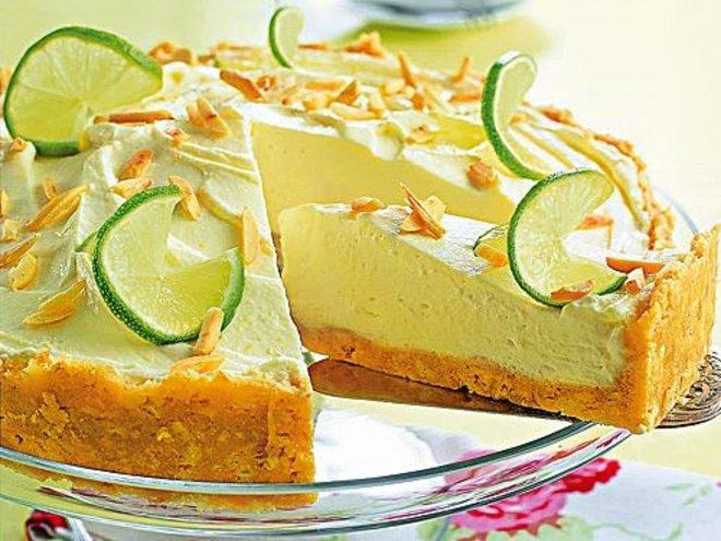 Mai-Tai-Torte - Köstliche Kuchen mit Schuss -