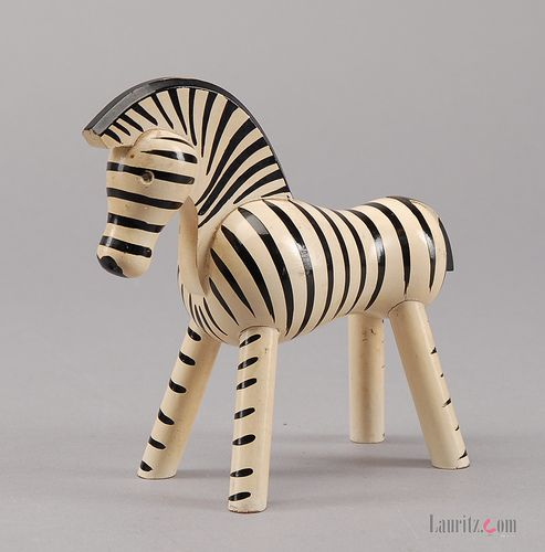 Kay Bojesen Zebra by Lauritz.com Oslo, via Flickr
