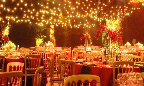 corporate christmas party decor | Planning a corporate Christmas Party? Out to Lunch Catering can help ...
