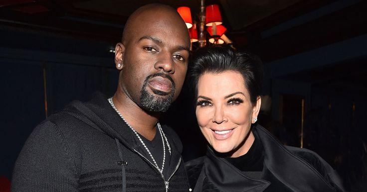 Kris Jenner Parties in St. Tropez with Boyfriend Corey Gamble as Son Rob Kardashian Faces Blac Chyna Court Battle
