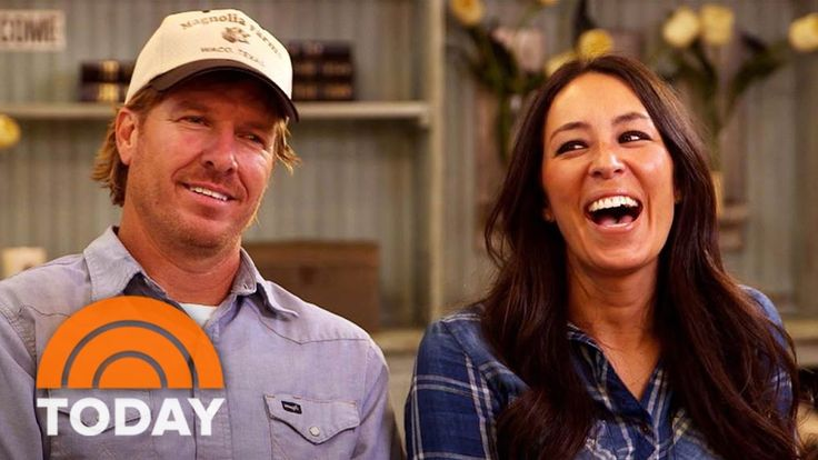 Chip And Joanna Gaines On Their Dreams, How They Got Their Start (Full I...