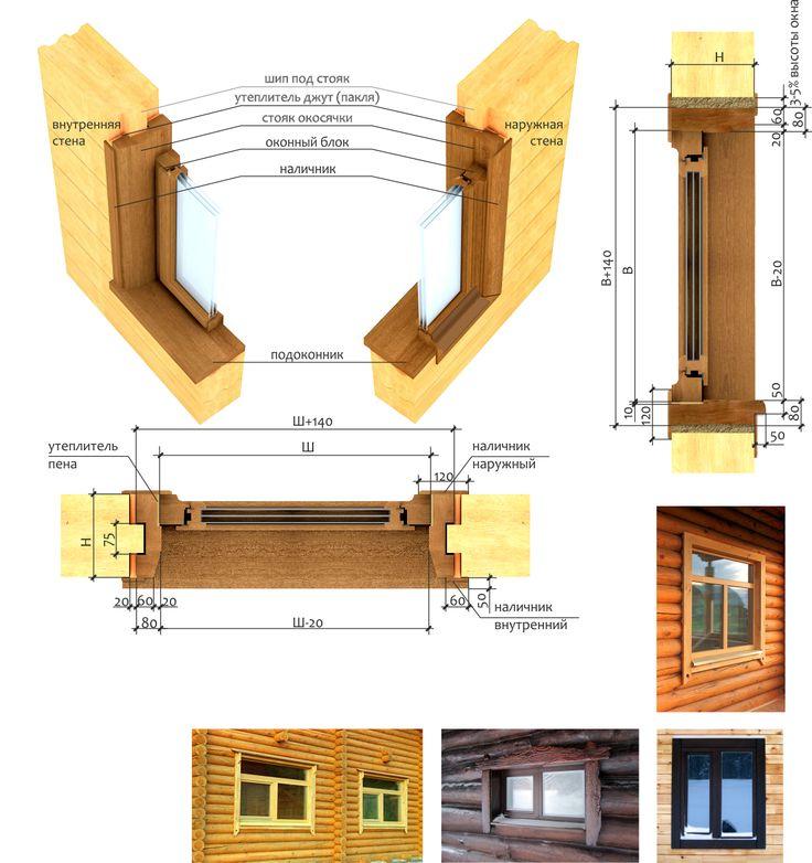 окно деревянное чертеж - Поиск в Google