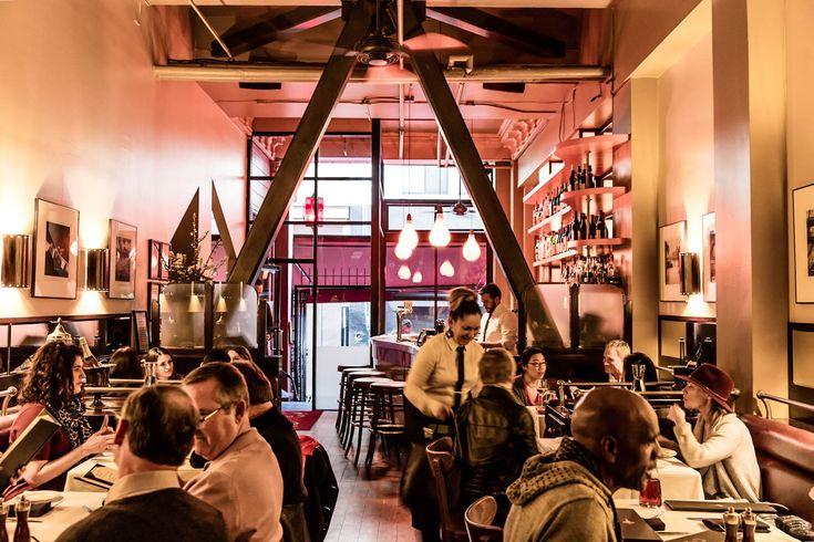 Cafe Claude French Restaurant – San Francisco California