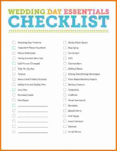 quick wedding checklist real simple wedding planning pinterest